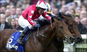 Rock of Gibraltar has been retired to stud