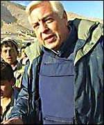BBC World Affairs Editor, John Simpson