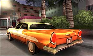 Screenshot from Grand Theft Auto: Vice City (courtesy Rockstar Games)