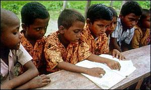 Bangladeshi children