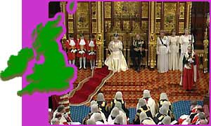 The Queen in the Lords