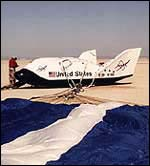 The X-38 project: Cancelled