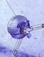 Mysterious force: Pioneer 10