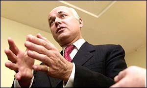 Iain Duncan Smith, Conservative leader