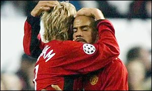 Veron put his Manchester derby nightmare behind him