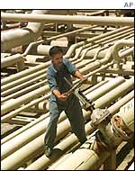 Iraqi oil works