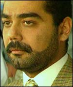 Saddam's elder son Uday