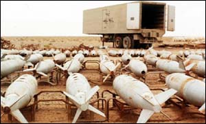 Iraqi chemical weapons