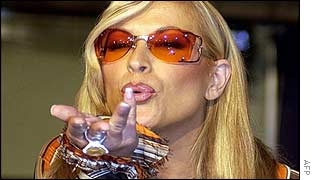 Anastacia did not retain her best pop crown