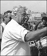 Ariel Sharon in Beirut