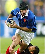 Olivier Magne goes on the attack for France