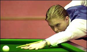 Paul Hunter took home �52,000