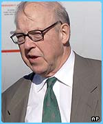 Head of the UN inspection team Hans Blix