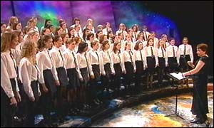 Methodist College Girls Choir