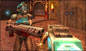 Quake III screenshot, id Software