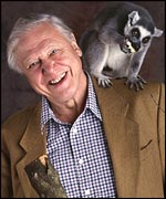 Sir David Attenborough, BBC