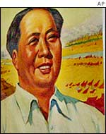 Poster of Mao Zedong