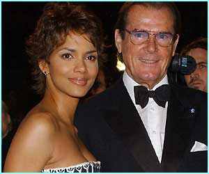 And former James Bond Roger Moore thinks so too!
