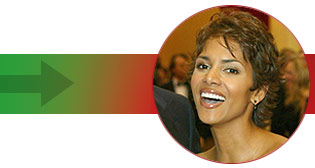 Halle Berry at the Die Another Day premiere
