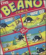 First edition Beano
