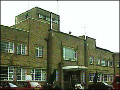 Harefield Hospital,  Middlesex