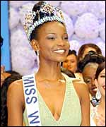 Miss World, Agbani Darego