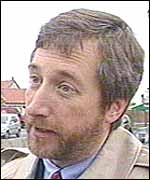 Alan Gomm, South Norfolk District Council