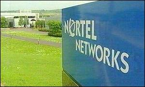 Nortel's factory, near Belfast