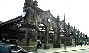 Sheffield Railway Station