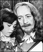 King Charles I played by Sir Alec Guinness in the 1970 film Cromwell
