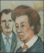 Princess Anne in court at Slough Magistrates Court