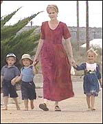 Family in Orania
