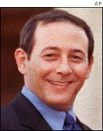 Peewee Herman actor Paul Reubens