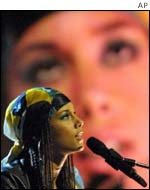Alicia Keys, AP