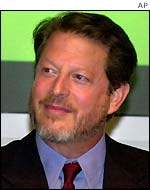 Al Gore with a beard