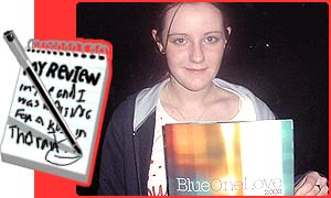 Emma went to the Blue gig in Nottingham