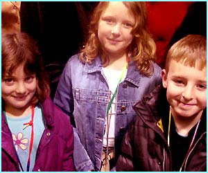 Sarah, Emily and Christopher loved the entire show - especially One Love!