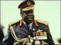 Idi Amin - Gov. General