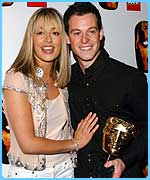 Cat Deeley and Matt Baker