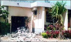 Burnt ThisDay office in Kaduna