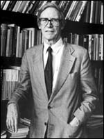 Professor John Rawls ( photograph courtesy of Jane Reed/Harvard News Office)