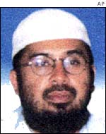 Terror suspect Riduan Isamuddin, also known as Hambali