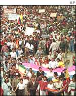 Protests in 2000