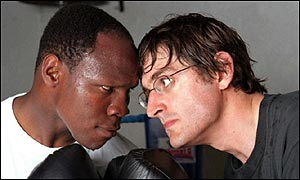 When Louis Met... Chris Eubank