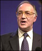 Michael Howard, chancellor