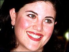 Monica Lewinsky (PA)