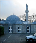 A mosque in the Netherlands