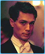 Christian Coulson plays evil Tom Riddle