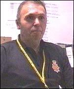 Inspector John Graves, Greater Manchester Police - _38528033_grave150