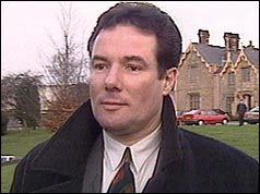Liverpool council deputy leader Derek Hatton